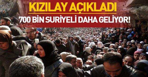 Yeni göç dalgası yolda; 700 bin Suriyeli daha Türkiye'ye geliyor