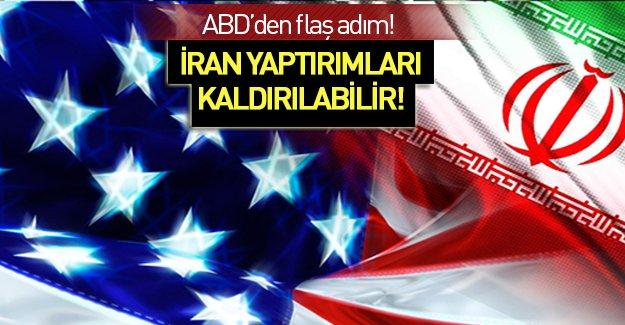 ABD: İran'a uygulanan yaptırımlardan bazıları kaldırılabilir