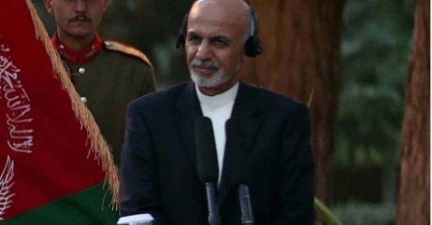Afgan Cumhurbaşkanı Türkiye'ye geliyor
