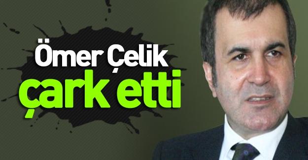 AK Parti Sözcüsü Çelik'ten İsrail açıklaması