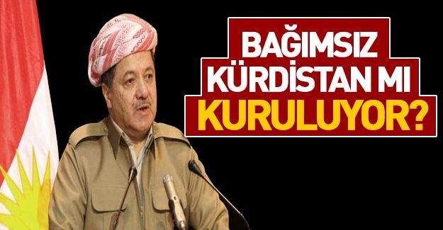 Barzani 'bağımsızlık' referandumu için talimat verdi