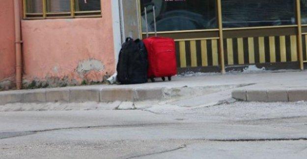 Başkent'te 'bomba' paniği