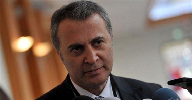 Beşiktaş Başkanı Orman'dan Quaresma açıklaması!