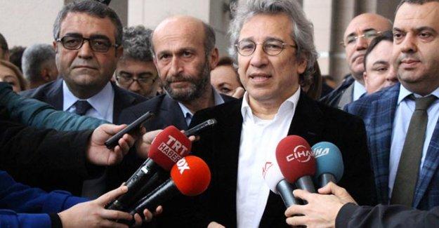 Can Dündar ve Erdem Gül Anayasa Mahkemesi'ne başvurdu