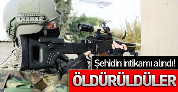Cizre'deki PKK operasyonunda öldürüldüler!
