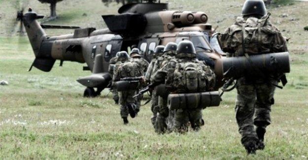 Cizre ve Silopi'deki operasyon 2 tuğgeneralin komutasında