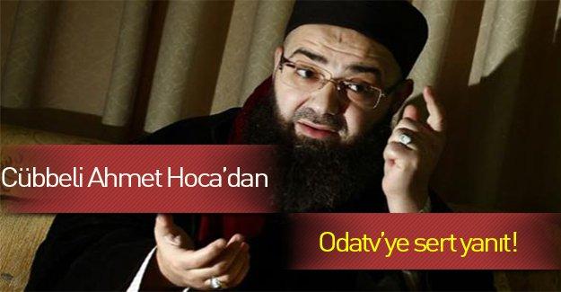 Cübbeli Ahmet Hoca'dan Odatv'ye sert yanıt!