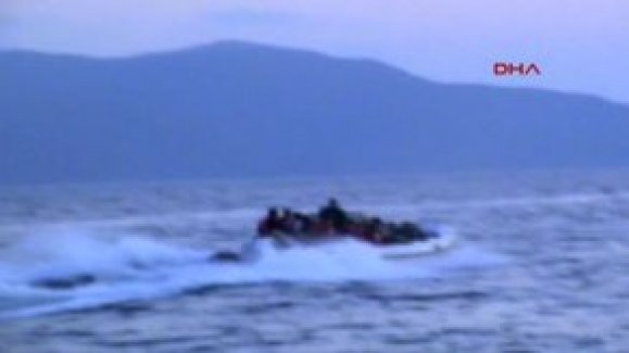 Didim'de kaçak göçmen teknesi battı: 1'i 6 aylık bebek 11 ölü