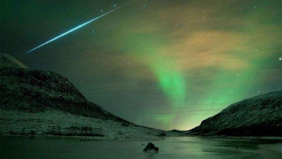 Dünya, Geminid meteor yağmuruna kilitlendi