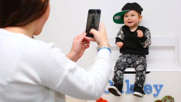 Engelli çocuk instagramda fenomen olma yolunda ilerliyor!