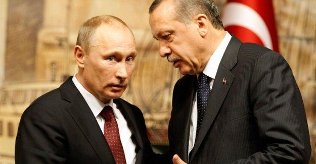 Erdoğan'dan flaş Putin açıklaması!