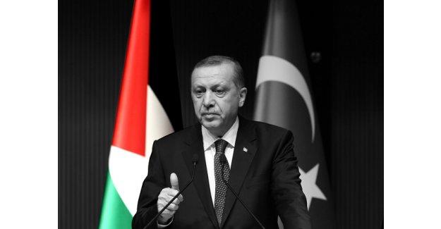 """Erdoğan; """" İsrail Kanunları çiğnemeye devam ediyor!"""""""