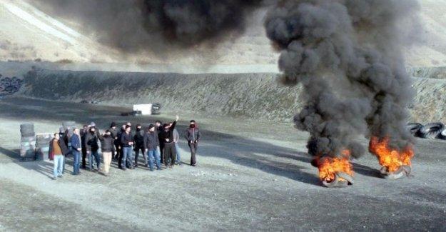 Erzincan'da 'Gezici polise' polis müdahalesi