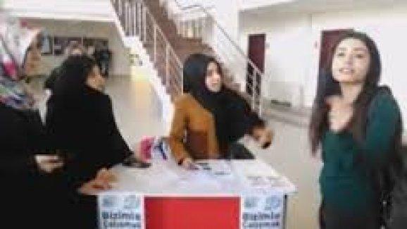 Eskişehir'de İHH standına saldırı