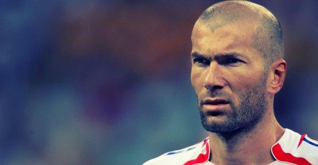 Eto'o'dan sonra Zidane'da mı Antalyaspor'a geliyor?