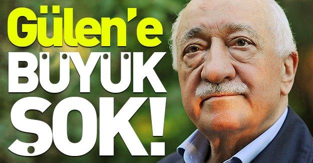 Fethullah Gülen'e ''kırmızı bülten'' şoku!