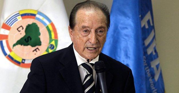 FIFA yöneticisine 2. gözaltı