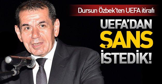 Galatasaray Avrupa'dan men mi edilecek ? Başkan kafaları karıştırdı!