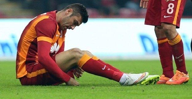 Galatasaray'da Burak Yılmaz şoku! Yıldız oyuncunun futbol hayatı tehlikede!