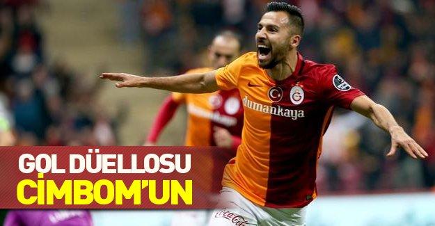 Galatasaray gol düellosunu kazandı!