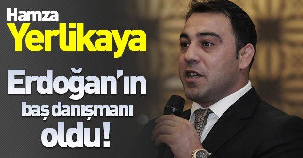 Hamza Yerlikaya, Erdoğan'ın Baş Danışmanı oldu! Hamza Yerlikaya kimdir?