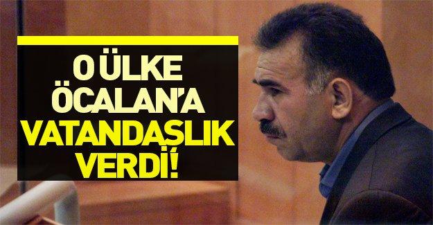 Hangi ülke Abdullah Öcalan'a ve Kürtlere fahri vatandaşlık verdi?