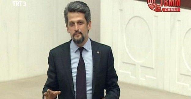 HDP'li vekil Paylan'dan ''Noel'' sitemi!