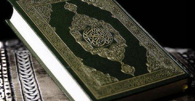 Hristiyanlara İncil diye Kur'an okutulunca bakın ne oldu