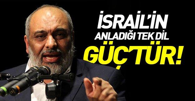 İHH Başkanı Yıldırım: İsrail ile Dost Olamayız...!