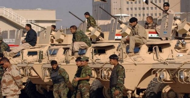 Irak Ordusu, o bölgenin DAEŞ'ten geri alındığını duyurdu!