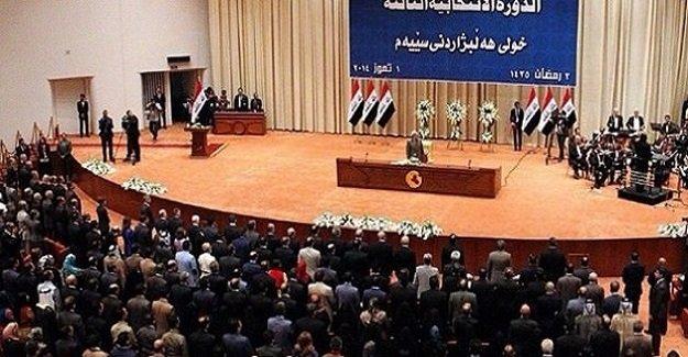 Irak Parlamentosu'nda skandal PKK talebi!