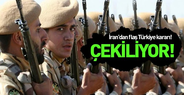 İran, Suriye'deki askerlerini geri çekiyor