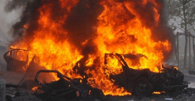 IŞİD'den Türkiye sınırında intihar saldırısı: 15 ölü
