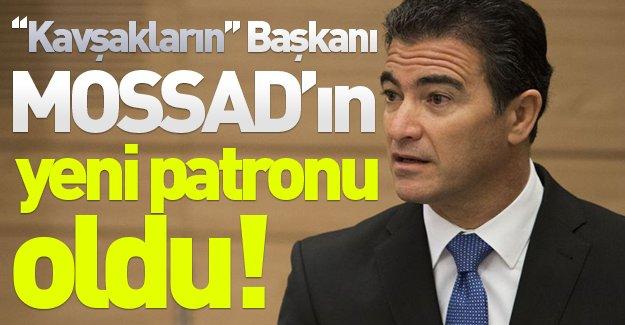 ''Kavşakların'' Başkanı Mossad'ın yeni patronu oldu! İşte Mossad'ın yeni başkanı!