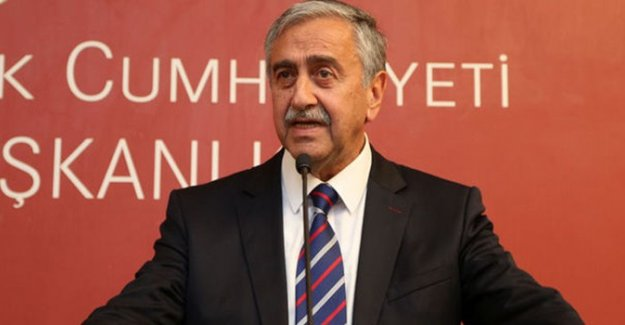 KKTC Cumhurbaşkanı Türkiye'yi eleştirip bir de fikir verdi!