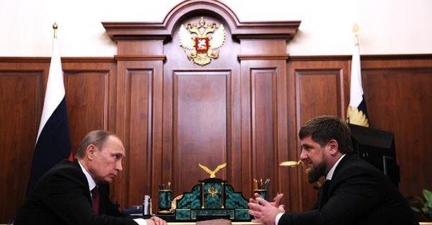 Kremlin'den, Kadirov'un vurulduğu yönündeki haberlere yanıt niteliğinde açıklama!