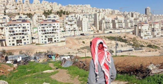 Kudüs'te işgal büyüyor! İsrail'den 891 Yahudi konut kararı