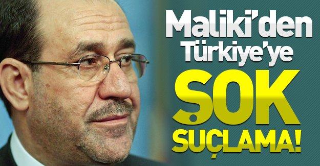 Maliki'den Türkiye'ye şok suçlama: ''Türkiye Musul'u ilhak etmek istiyor''