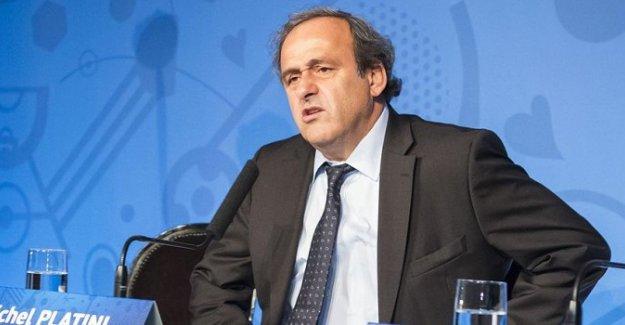 Michel Platini'den ceza sonrası itiraf!