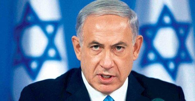 Netanyahu itiraf etti: Çıkarlarımızı korumak için Suriye'de zaman zaman faaliyet gösteriyoruz!