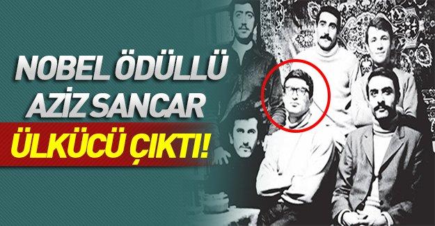 Nobel Ödülü'nü kazanan Prof Dr. Aziz SANCAR Ülkücü çıktı!