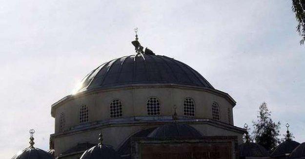 Nusaybin'de camiye roketatarlı saldırı!