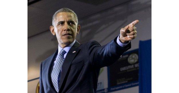 Obama'dan IŞİD liderlerine: Sırada siz varsınız