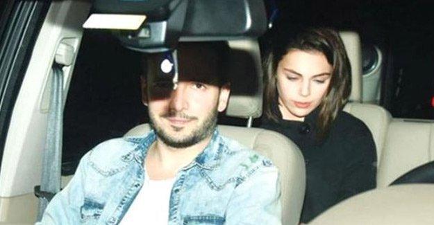 Oğuzhan Koç yeni sevgilisi ile Etiler'de görüntülendi!