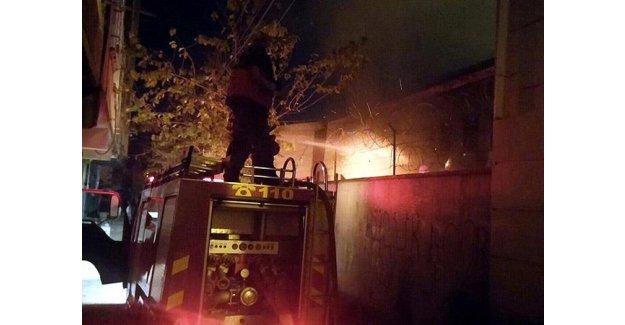PKK bir kez daha okul yaktı!