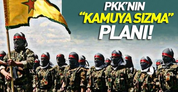 PKK'nın yeni planı kamuya yerleşmek!