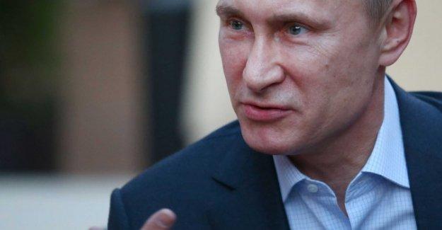 """Putin'den Türkiye'ye üstü kapalı tehdit! """"Türkiye'de 200 tane nükleer bomba var"""""""