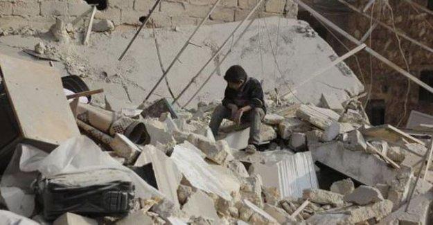 Rus jetleri sivilleri hedef aldı: 81 ölü