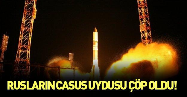Rusların casus uydusu Kanopus-ST yeryüzüne çakılacak!