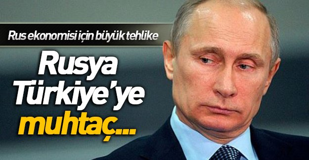 Rusya ekonomisi bunu kaldıramaz...!